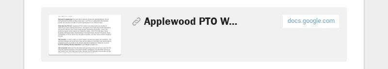 Applewood PTO Welcome Letter for website docs.google.com