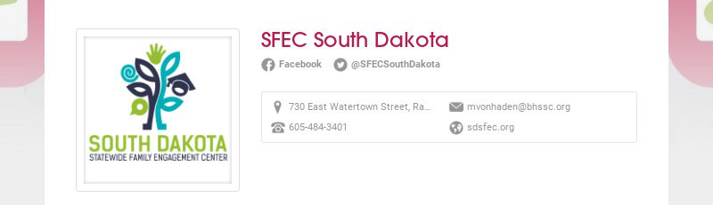 SFEC South DakotaFacebook@SFECSouthDakota730 East Watertown Street, Rapid City, SD, USA...