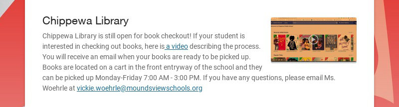 Chippewa Library