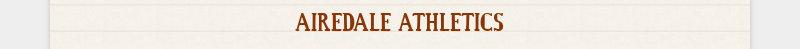 AIREDALE ATHLETICS