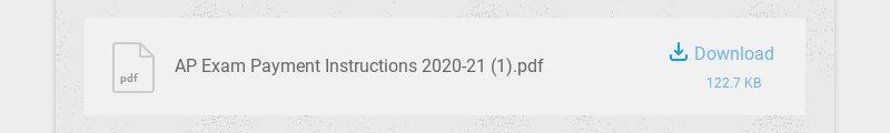 pdf AP Exam Payment Instructions 2020-21 (1).pdf Download 122.7 KB