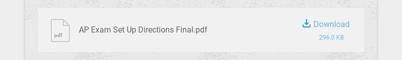 pdf AP Exam Set Up Directions Final.pdf Download 296.0 KB