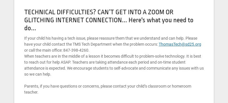 TECHNICAL DIFFICULTIES? CAN'T GET INTO A ZOOM OR GLITCHING INTERNET CONNECTION... Here's what you...
