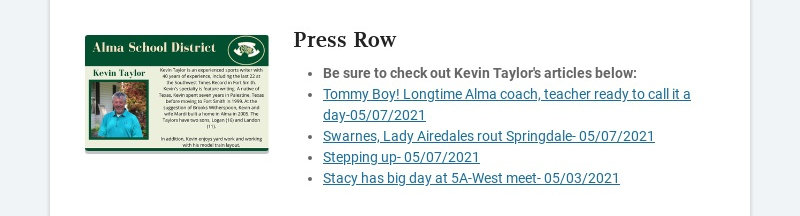 Press Row