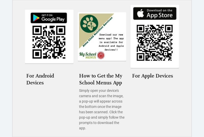 For Android Devices