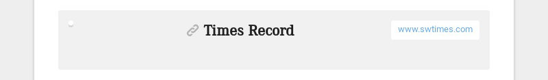 Times Record www.swtimes.com