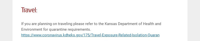 Travel: