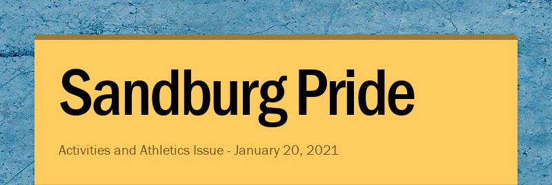 Sandburg Pride